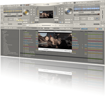 DJ software for mixing audio, video on Mac & Windows | CuteDJ